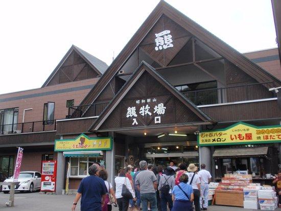 Showashinzan: Mount Showa Shinzan park