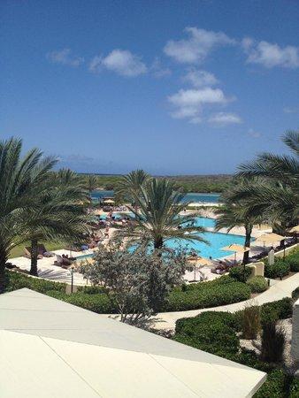 Santa Barbara Beach & Golf Resort, Curacao : Pool
