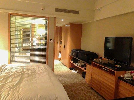 Mandarin Oriental, Singapore : Premier Harbour Room