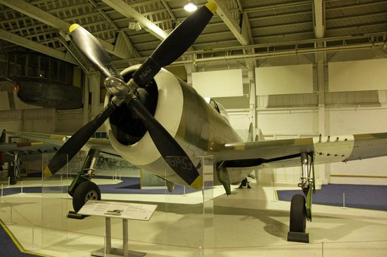 The Royal Air Force Museum London : P-47
