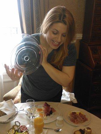 Mediterranean Palace : A tasty breakfast