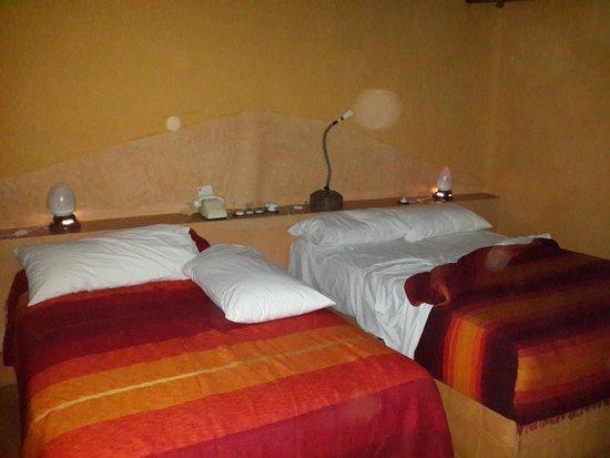 Kasbah Hotel Tombouctou: Lits