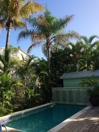 Villas Key West : Piscine privé