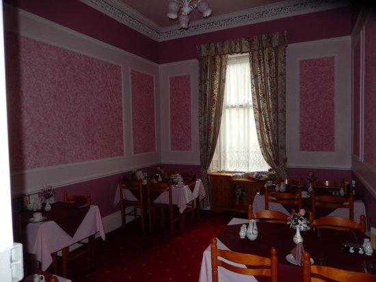 Gifford House : Breakfast room
