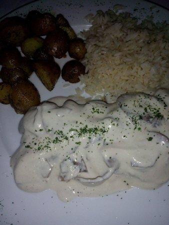 Ilhas Gregas: bom bife