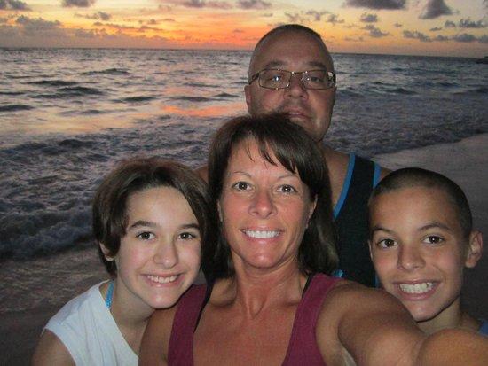 Iberostar Bavaro Suites : Family Vacation 2014