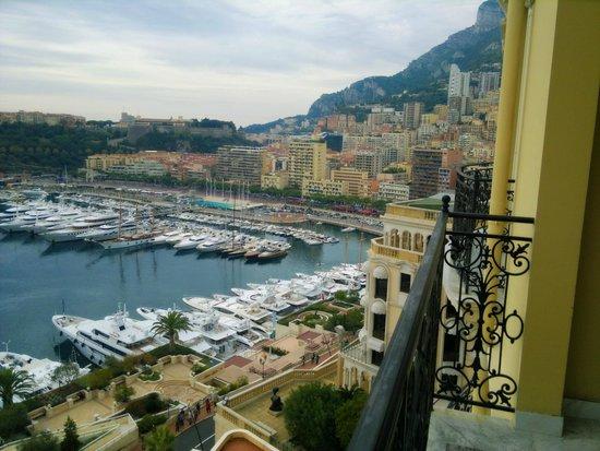 Hotel Hermitage Monte-Carlo: Vue de la Suite