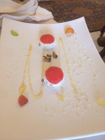 Il Principe Restaurant : Cassatine