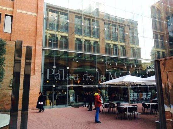 Palau de la Musica Orfeo Catala: Palau