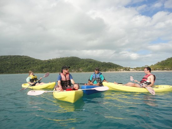 Long Island Resort: the awesome turtle tour with the watersports guys