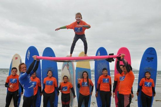 Lanzasurf: surf family