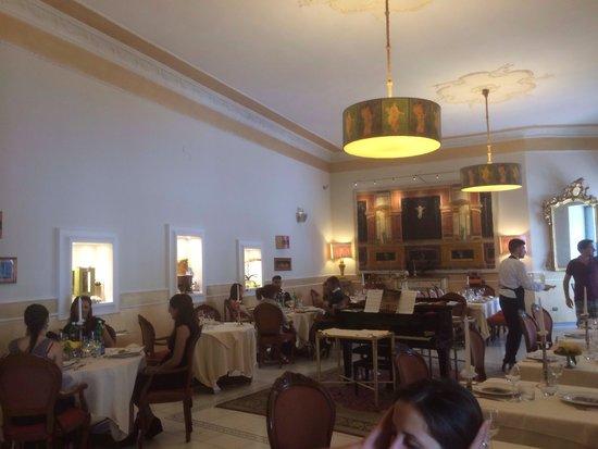 Il Principe Restaurant : La sala