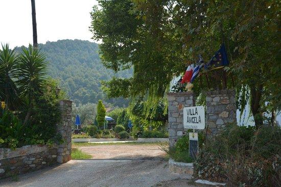 Villa Angela : Hotel