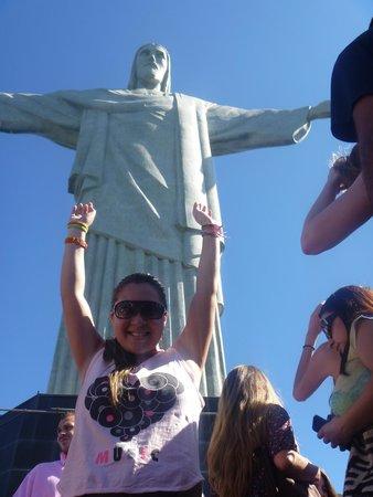 Statue du Christ Rédempteur : amazing