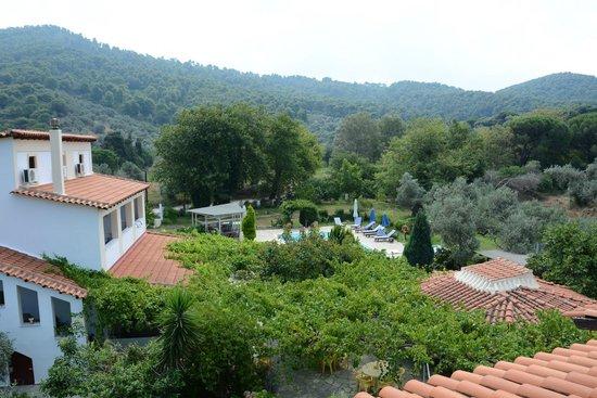 Villa Angela : Room view