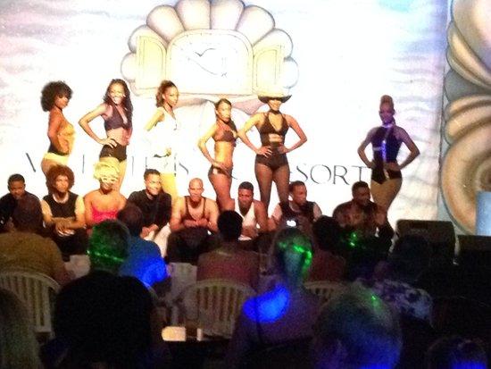 VH Gran Ventana Beach Resort: show