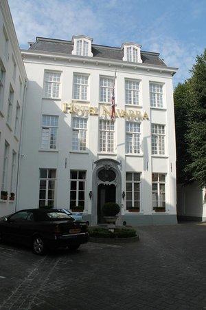 Hotel Navarra Brugge: Hotel Navarra, Bruges