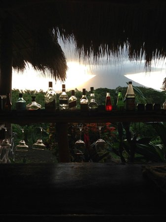Totoco Eco-Lodge : Bar