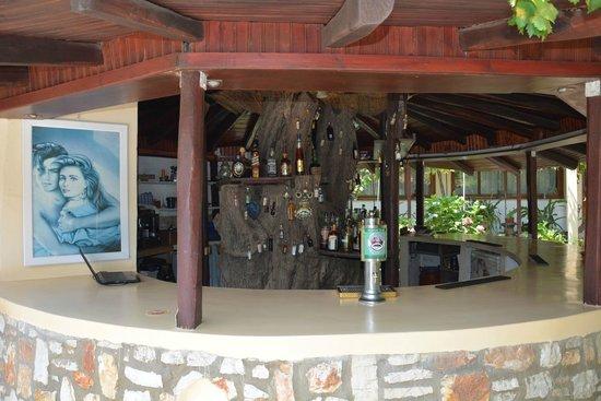 Villa Angela : Bar