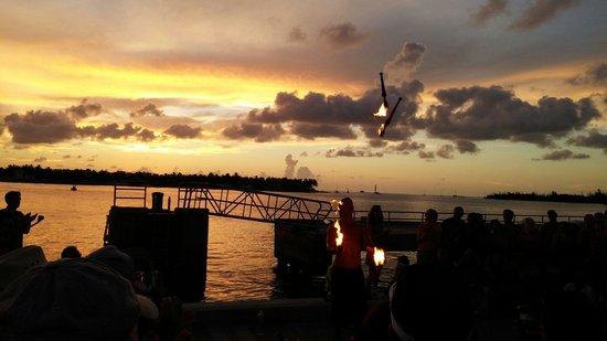 Sunset Pier : Sunset Celebration