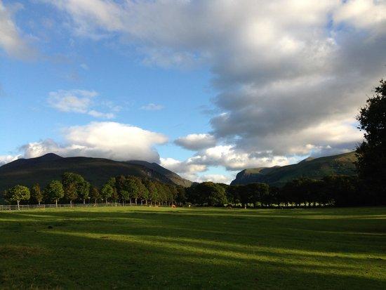 The Dunloe: Amazing views