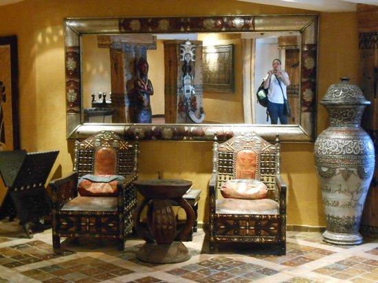 Hotel Xaluca Dades : Hall de entrada
