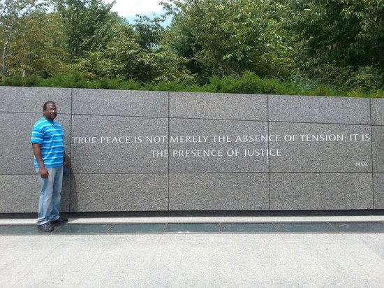 Martin Luther King, Jr. Memorial: Another favorite