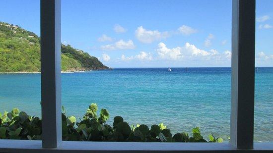 Coconut Coast Villas: View from balcony
