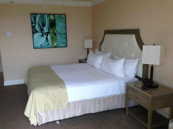 Holiday Inn San Diego-Bayside: Bedroom