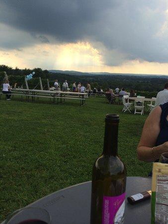 Gouveia Vineyards: Lovely day at Gouveia!