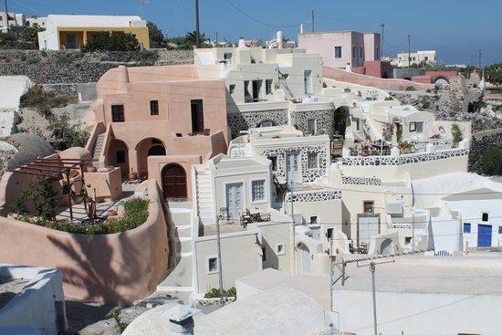 Georgis Apartments: Finikia