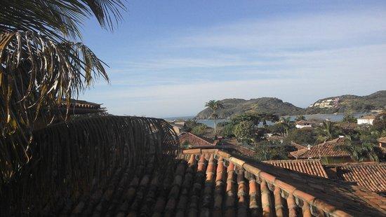 Ferradura Resort: vista do quarto