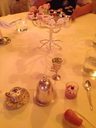 La Speranzina Restaurant & Relais: Predessert