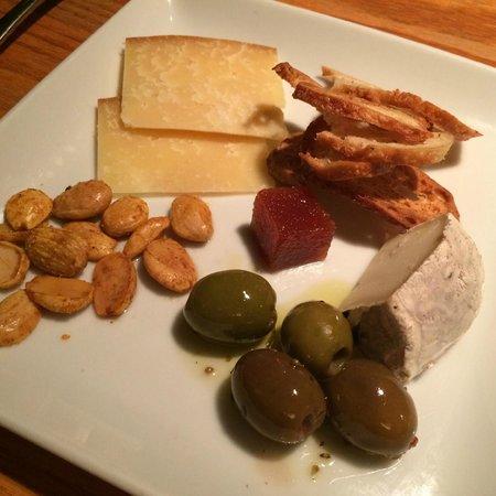JoLe : Cheese plate