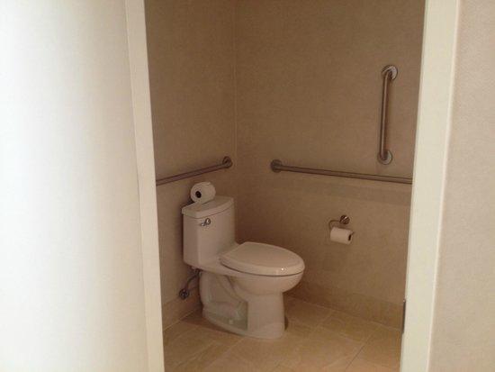 Tropicana Las Vegas - A DoubleTree by Hilton Hotel : Water Closet