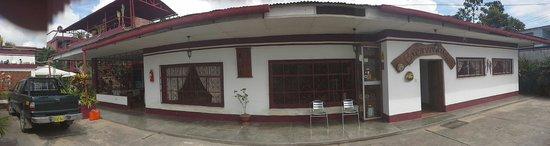 Juanjui, Перу: Cochera