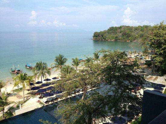 Beyond Resort Krabi: beach and pool view