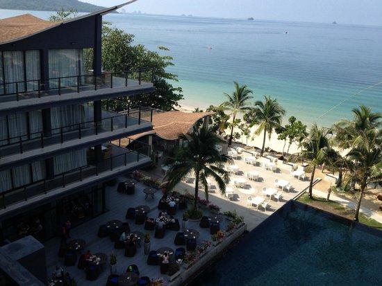 Beyond Resort Krabi: beach view