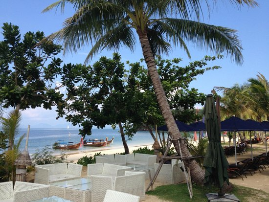 Beyond Resort Krabi: beach view