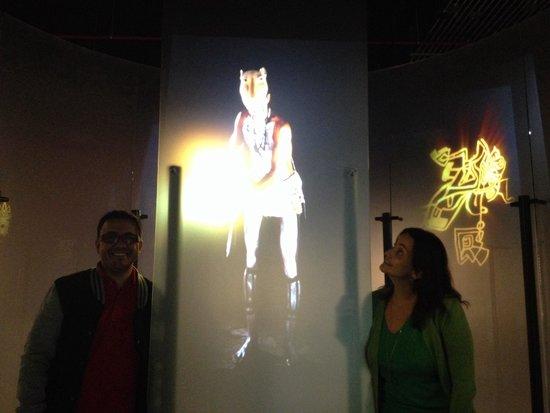 Jade Museum: Material audivisual de un chamán