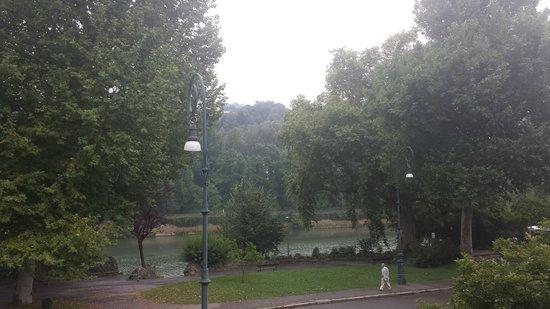 BEST WESTERN Hotel Genio : Parco del Valentino