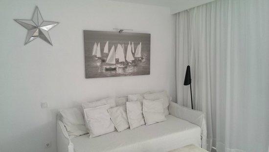 Marina Bayview: room interior