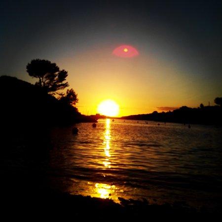 Santandria Playa Hotel: Sunset
