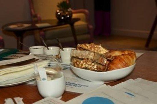 Hotel & Spa La Belle Juliette: cafe da manhã