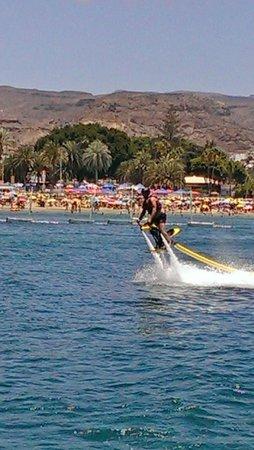 Marina Bayview: jetavator water sports