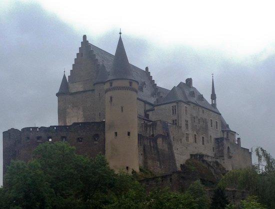 Chateau de Vianden: Castle Vianden