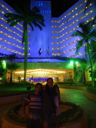 Hilton Cartagena : Entrance of the hotel