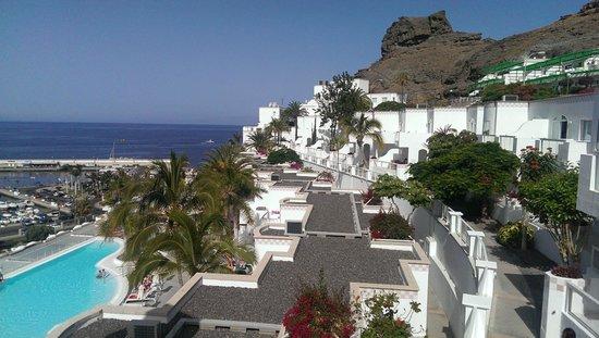 Marina Bayview: hotel view
