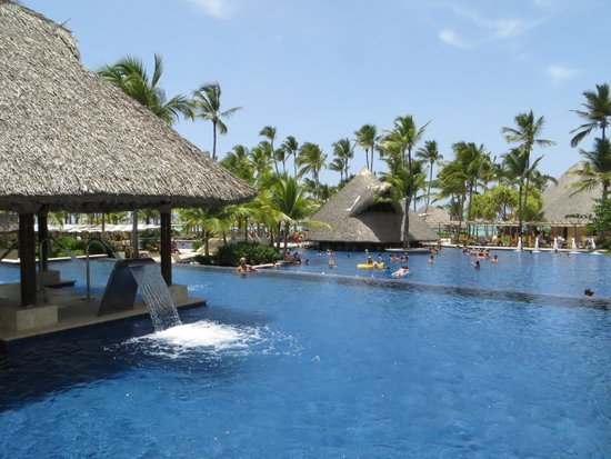 Barcelo Bavaro Palace Deluxe: Spectacular Pools!!