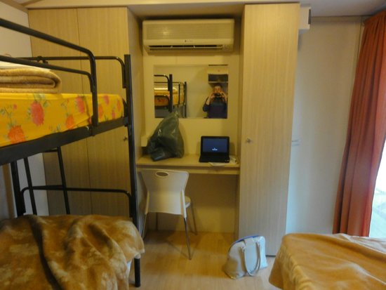 Camping Village Roma: Bedroom